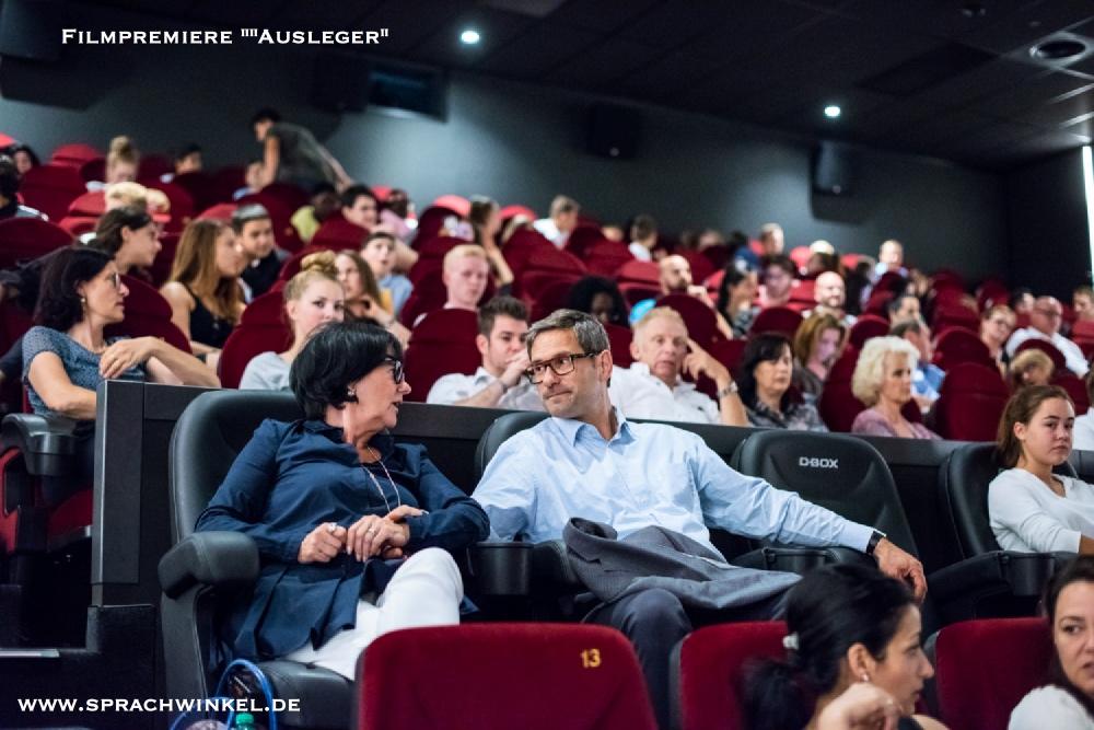 """Filmpremiere """"Ausleger"""" Cineplex Baden-Baden"""