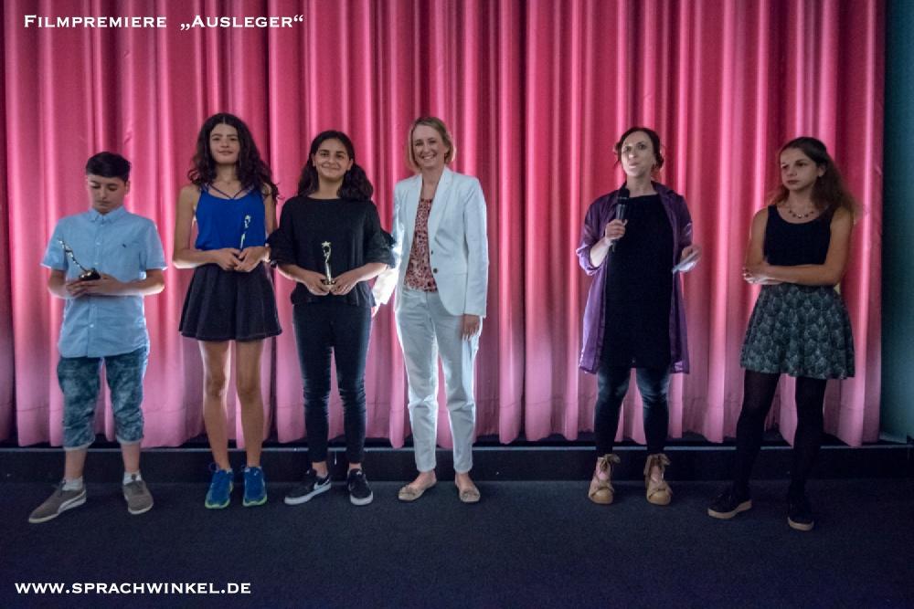Filmpremiere Baden-Baden